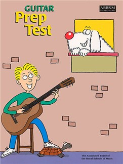 ABRSM Guitar Prep Test Books | Guitar
