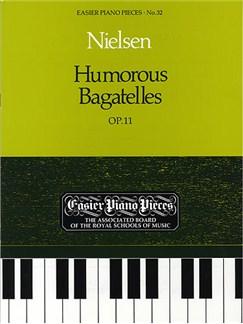 Carl Nielsen: Humorous Bagatelles Op.11 Books | Piano