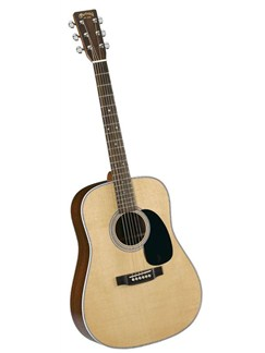 Martin: D28 Acoustic Guitar With Case Instruments | Acoustic Guitar