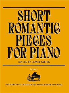 Short Romantic Pieces For Piano Book 1 Bog | Klaver solo