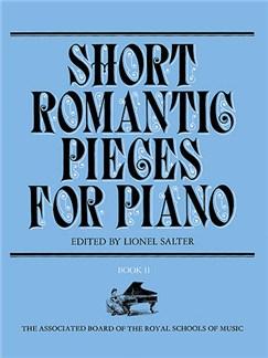 Short Romantic Pieces For Piano Book 2 Books | Piano