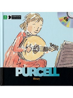 ABRSM First Discovery: Henry Purcell CD y Libro |