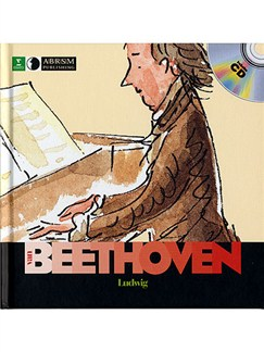 ABRSM First Discovery - Ludwig Van Beethoven Books and CDs |