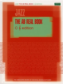 ABRSM Jazz: The AB Real Book C Treble Clef Edition Books | C Instruments
