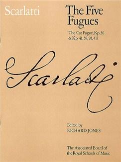 Domenico Scarlatti: The Five Fugues Books | Harpsichord