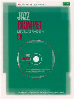 ABRSM Jazz: Trumpet Level/Grade 4 (CD) CDs | Trumpet