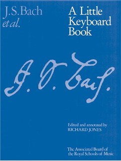 J.S. Bach: A Little Keyboard Book Books | Piano