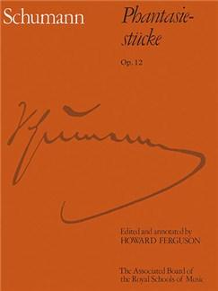 Robert Schumann: Phantasiestucke Op.12 Books | Piano