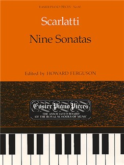 Domenico Scarlatti: Nine Sonatas Books | Piano
