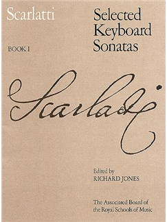 Domenico Scarlatti: Selected Keyboard Sonatas - Book 1 Books | Piano