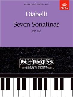 Anton Diabelli: Seven Sonatinas Op. 168 Books | Piano