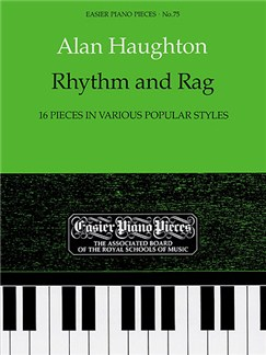 Alan Haughton: Rhythm And Rag Books | Piano