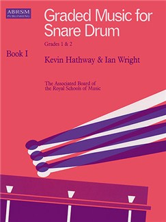 Graded Music For Snare Drum - Book 1 Grades 1-2 Books | Percussion