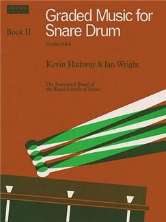 Graded Music For Snare Drum - Book 2 Grades 3-4 Books | Percussion