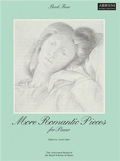 More Romantic Pieces For Piano Book 4 Books | Piano