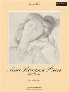 More Romantic Pieces For Piano Book 5 Bog | Klaver solo