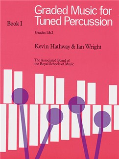 Graded Music For Tuned Percussion - Book I Grades 1-2 Books | Xylophone, Marimba