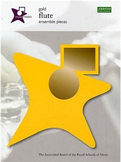 ABRSM Music Medals: Flute Ensemble Pieces - Gold Books | Flute