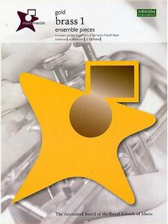 ABRSM Music Medals: Brass 1 Ensemble Pieces - Gold Books | Brass Instruments