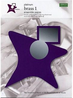 ABRSM Music Medals: Brass 1 Ensemble Pieces - Platinum Books | Brass Instruments