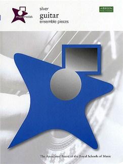 ABRSM Music Medals: Guitar Ensemble Pieces - Silver Books | Guitar
