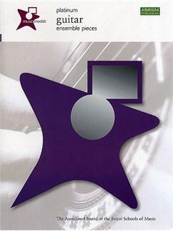 ABRSM Music Medals: Guitar Ensemble Pieces - Platinum Books | Guitar