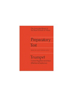 ABRSM Preparatory Test for Trumpet Books | Trumpet