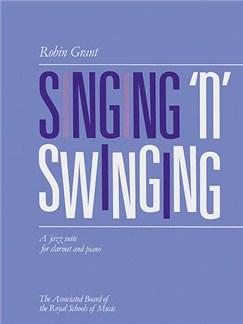 Robin Grant: Singing 'N' Swinging Books | Clarinet, Piano Accompaniment