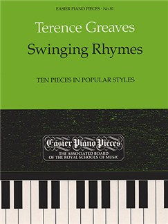 Terence Greaves: Swinging Rhymes Books | Piano