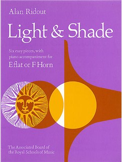 Alan Ridout: Light And Shade Books | Horn, Piano Accompaniment