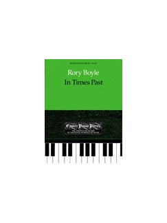 Rory Boyle: In Times Past Books | Piano