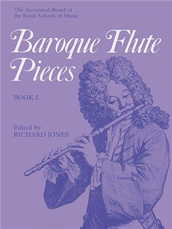 Baroque Flute Pieces - Book 1 Books | Flute, Piano Accompaniment