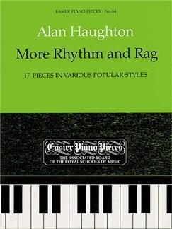 Alan Haughton: More Rhythm And Rag Books | Piano
