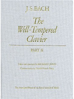 The Well Tempered Clavier (The '48') BWV 846-893 image