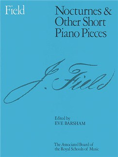 John Field: Nocturnes And Other Short Piano Pieces Books | Piano