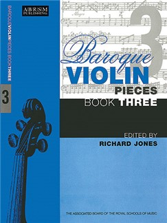 Baroque Violin Pieces Book 3 Books | Violin, Piano Accompaniment