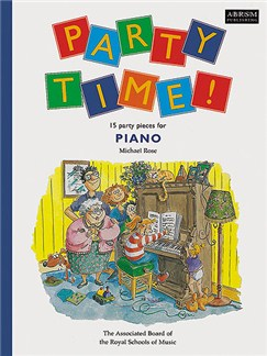Michael Rose: Party Time Piano Books | Piano