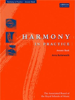 Anna Butterworth: Harmony In Practice (Answer Book) Books |
