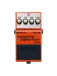 DA-2: Adaptive Distortion Guitar Pedal  | Electric Guitar