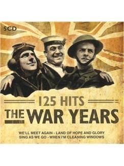 125 Hits - The War Years CDs |