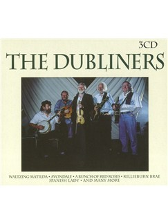 The Dubliners CDs |