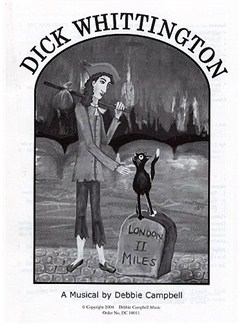 Debbie Campbell: Dick Whittington (Pupil's Book) Books | Lyrics Only