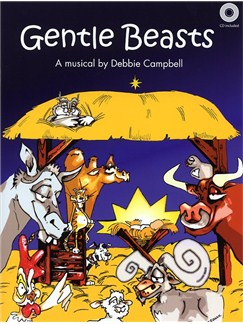 Debbie Campbell: Gentle Beasts (Teacher's Pack) Books and CDs | Voice, Piano Accompaniment