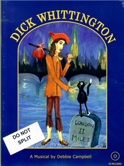 Debbie Campbell: Dick Whittington - Offer Pack Books and CDs | Voice, Piano Accompaniment