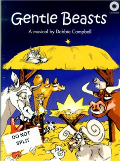 Debbie Campbell: Gentle Beasts - Offer Pack Books and CDs | Voice, Piano Accompaniment