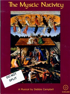 Debbie Campbell: The Mystic Nativity - Offer Pack Books and CDs   Voice, Piano Accompaniment
