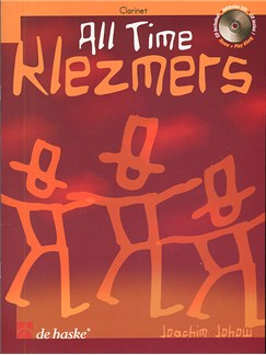 All Time Klezmers - Clarinet Books and CDs | Clarinet