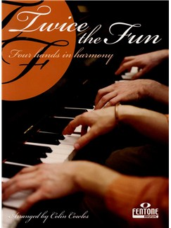 Twice The Fun! Books | Piano Duet