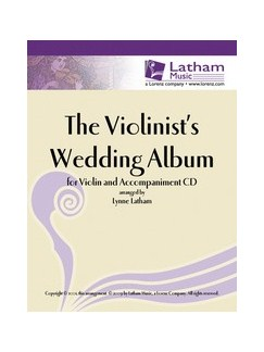 The Violinist's Wedding Album - Violin/Piano Books and CDs | Violin, Piano Accompaniment