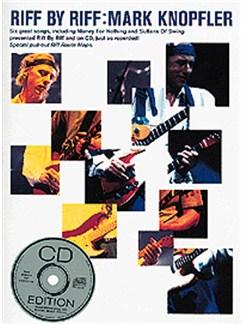 Riff By Riff: Mark Knopfler Books and CDs | Guitar Tab, Lyrics & Chords, with chord symbols